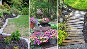 backyard design ideas on a budget. Modren Ideas 14 Cheap Landscaping Ideas  BudgetFriendly Landscape Tips For Front Yard  And Backyard On Design A Budget I