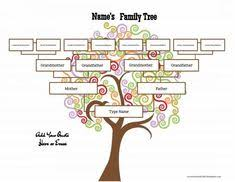 Family Tree Maker Templates 26 Best Family Tree Templates Images Free Family Tree