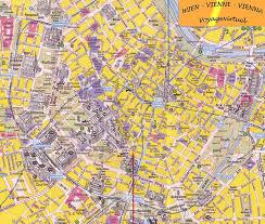 Carte autriche et plan autriche. Carte Plan Des Photos De Vienne Autriche