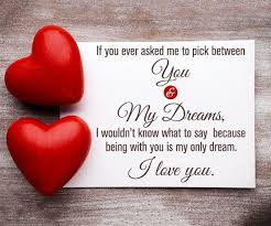 Love Quotes Sayings Best Famous Love Quotes 'You And My Dreams I Love You Sayings About