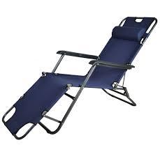 Comfort Chair Price Kawachi Easy Folding Comfort Reclining Chair Dark Blue Amazonin