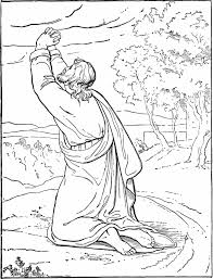 Coloring Pages Bible Coloring Pages For Kids Book Of