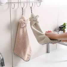 hanging towel. China OEM Cheap Wholesale Carton Animal Wall Hanging Towels Hand Towel Plush Kitchen Microfibre
