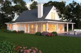 house plans farmhouse one story country beds modern single rustic