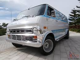 Cool Vans of the 70s | 1972 Ford Econoline Custom VAN for sale ...