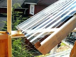 corrugated plastic roofing home depot image of roof panels clear how to cut pvc corrugate