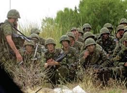 Κατάταξη στο Στρατό Ξηράς με την 2017 Δ/ΕΣΣΟ