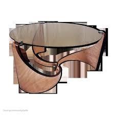 Table Ronde Extensible Design Table Basse Decor Beton Génial Table