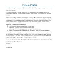 Cover Letter For Tax Preparer Position Tax Preparer Salary Templates