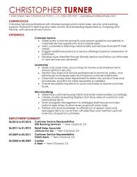 Customer Service Customer Service Resume Example Contemporary Photo