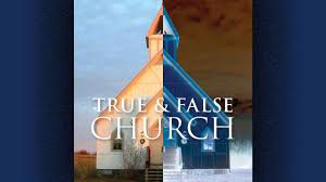 Image result for Photo False Church