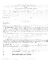blank real estate purchase agreement purchase agreement template michigan