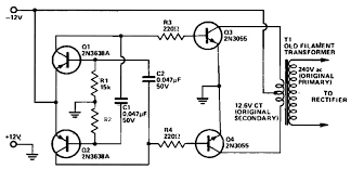 dc to ac inverter circuit diagram the wiring diagram inverter circuit page 3 power supply circuits next gr circuit diagram