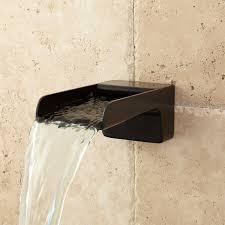 jaxson waterfall tub spout  bathroom