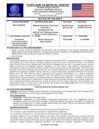 Military Resume Sample Resources Military Transition Military