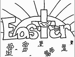 Easter Coloring Pages To Print Out Cute Bunny Printable Basket That