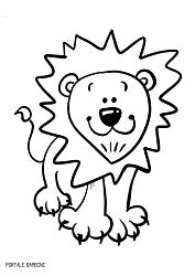 Disegni Di Animali Da Stampare E Colorare Gratis Portale Bambini