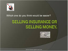 About risk when thinking about insurance is the type of risk, the effect of that risk, the cost of the risk and what you can do to mitigate the risk. Life Insurance Selling Technique Selling Money Or Insurance