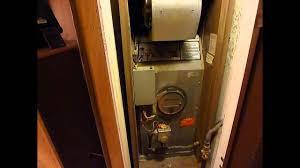 intertherm mobile home furnace start shut down