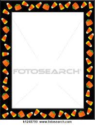 halloween candy clipart border. Interesting Clipart With Halloween Candy Clipart Border R
