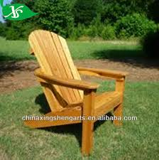 Wooden garden chairs 4