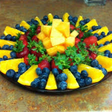 Pin by Myrna Burke on Food | Fruit dishes, Fruit recipes, Fruit platter