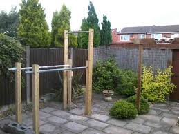 making a diy pull up bar at home in 5 easy steps garage gym gym and backyard