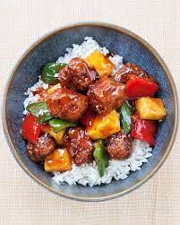 Sweet and Sour Pork | Blue Jean Chef - Meredith Laurence