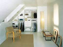 make attic living space