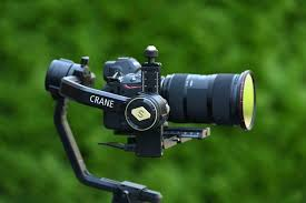 <b>Zhiyun CRANE 2S</b> First Look - Newsshooter