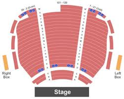 Virginia Theater Seating Chart Virginia G Piper Theater Tickets And Virginia G Piper