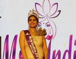 Image result for बिहार की बहु अनिता सिंह ने मिसेज इंडिया यूनिवर्स 2017 IMAGE