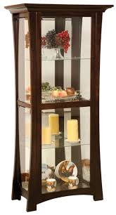 Living Room Cabinets With Glass Doors 17 Best Images About Curio Cabinets On Pinterest Shops Living