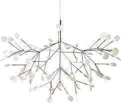 heracleum ii suspended lamp by moooi