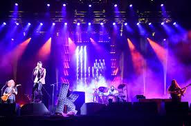Sam S Town Live Las Vegas Seating Chart The Killers Triumphant Sams Town Anniversary Show