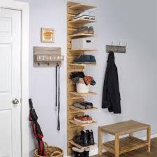 34 diy shoe racks wall shoe rack diy