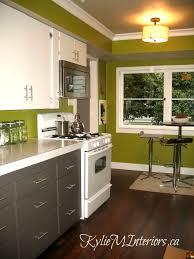 Grey Walls In Kitchen Dark Kitchen Cabinets Grey Walls Quicuacom
