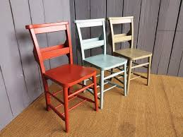 solid colour chair painting service