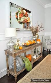 30 tips for styling your entryway table