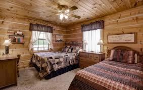 Log Cabin Bedroom High Point Log Cabin