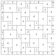 tile pattern calculator laying versailles template floor