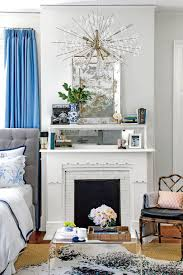 Extend Your Mantel. In a small space ...