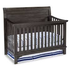 Taylor Westwood Design Crib Westwood Design Taylor 4 In 1 Convertible Crib In River Rock