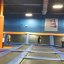 photo of sky zone toronto on canada jumping time
