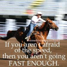 Barrel Racing Quotes Inspiration Barrel Racing Quotes Magnificent Barrel Racing Quotes And Best