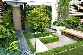 Small Picture Modern Garden Designs For Small Gardens The Garden Inspirations