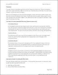 Resume Microsoft Word Template Fascinating Open Office Templates Resume Colbroco