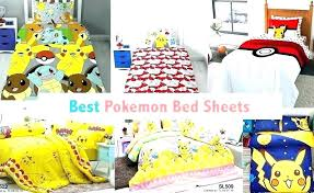 pokemon bedding queen size bed set sheets full ergonomic comforter size toddler home appetizer ideas
