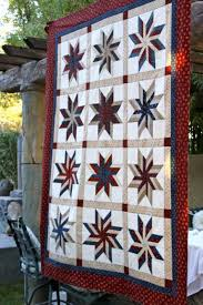 Old Glory Sweet Stars Quilt Kit | Quilts and Quilt Blocks ... & Old Glory Sweet Stars Quilt Kit Adamdwight.com