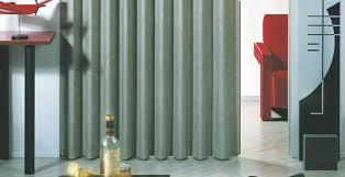 accordion concertina folding partition